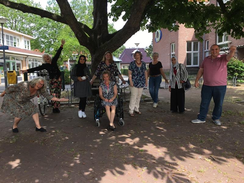 Afbeelding team steunpunt heemskerk