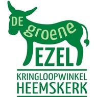 organisatie logo Kringloopwinkel De Groene Ezel